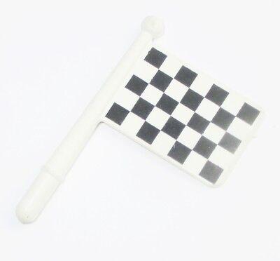 Playmobil Formel 1 FAHNE Flagge Rennwagen  F1 Racing aus Set 3930