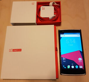 64GB OnePlus One **UNLOCKED & MINT CONDITION** - $250