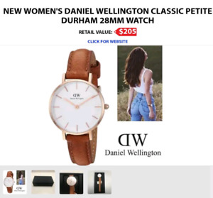 7207cddb211755 Daniel Wellington Watch | Great Deals on Designer Watches and ...