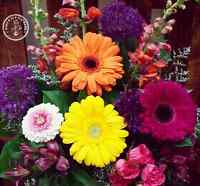 Flowers for all occasions!