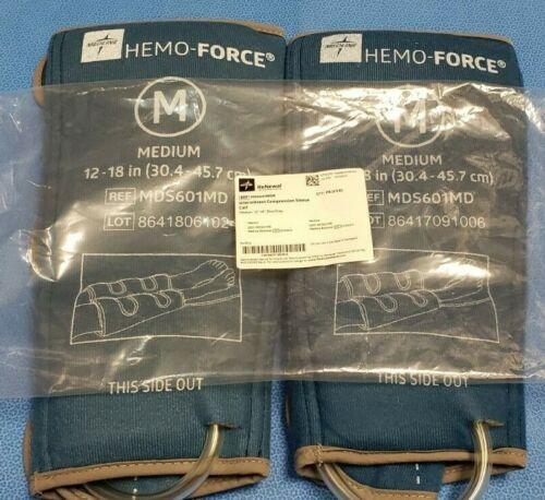 Medline MDS601MD Calf Sleeve - Medium 12 - 18in Garment Pair
