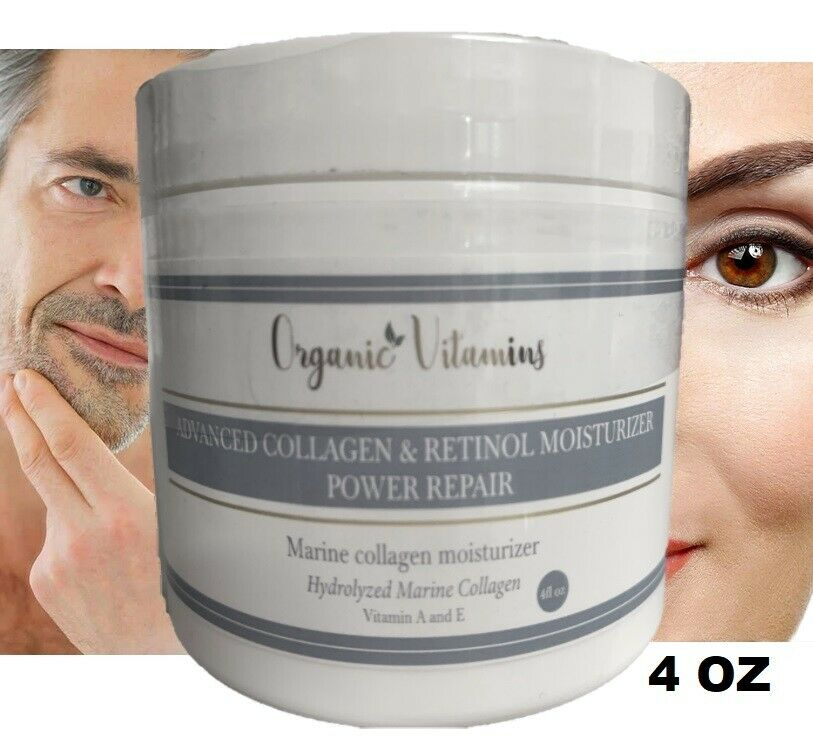 Anti Aging Face Cream for Men and Women - Anti Wrinkle face Eye NECK Cream 4 OZ