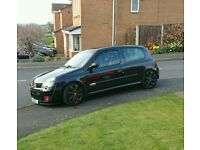 Clio 182 alloys and newish tyres