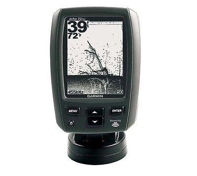 Garmin Echo 151Dv Fishfinder 4  With Downv  Transducer 77 200Khz