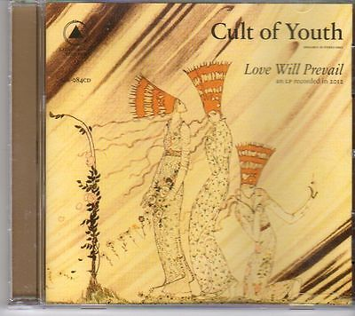 (DV931) Cult of Youth, Love Will Prevail - 2012 DJ CD