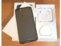 Apple iPhone 7 - 32GB Mobile Phone - Black (EE / BT) Mobile Phone - New