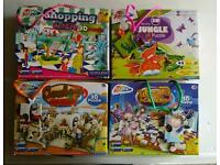 Jigsaw puzzles x72 Market or car bootsale stock