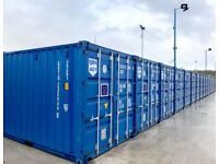 Storage Container Unit To Rent For Business & Personal Use - Self Storage Birmingham - UStore ULock