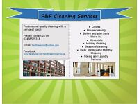 *Domestic/Offices/Laundry and Ironing Services* Rubbish Removal * Prices Start from £10/hour