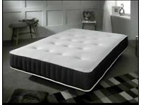 Sameday Instant Delivery Memory Foam Double Mattress Brand New- Beds