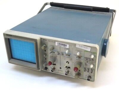 Tektronix 2213a 2213 Oscilloscope 60mhz