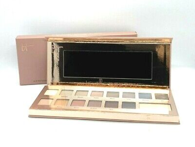 It Cosmetics Naturally Pretty Matte Luxe Transforming Eyeshadow Palette BNIB