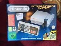 Nintendo Mini Classic NES Console - LAST ONES TO CLEAR