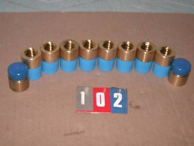 Nook 20073 Right Hand Thread Bronze Acme Nut 34 Rod 3 Turns 0.333 Lead Frees