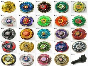 Beyblade-27-style-4D-system-Single-Metal-TOP-Power-Launcher-LOT-SET-CHOOSE-NEW