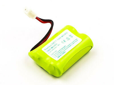 Battery for Motorola Mbp11 Nimh / 2,4v/400mah/1,0wh