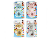 First steps Baby girl baby boy rattle teddy toy **Free p&p**