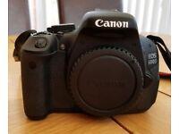Canon 600D Body + Lens Kit