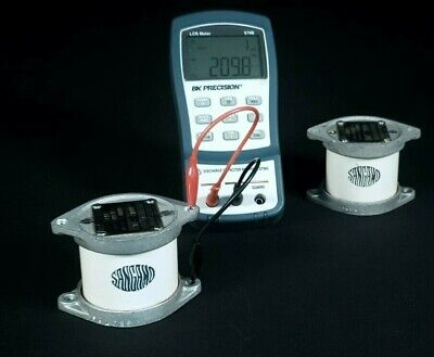 Sangamo G1b Mica Transmitting Capacitor 200pf 6kv 3 Amps Rf Radio Tesla - Tested