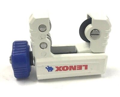 "Lenox 21010 TC118 Professional Tubing Cutter 1/8"" - 1-1/8"" - NEW"