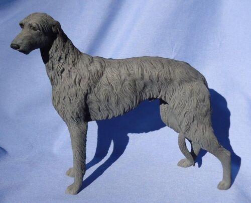 "1986 SCOTTISH DEERHOUND IRISH WOLFHOUND 9"" England dog"