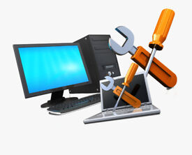 PC & Laptop repair services, IT solutions/services