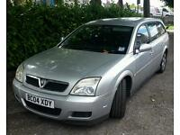 Vauxhall Vectra estate 1.9 cdti spare or repair