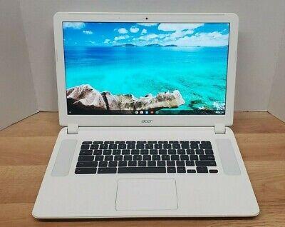 "Acer Chromebook 15 CB5-571-C4G4 15.6"" 16GB, Intel Celeron 1.70GHz, 4GB RAM"