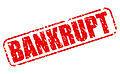 Bankrupt stock outlet