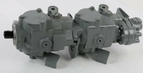 New 78163-LAA-03 Eaton Medium Duty Tandem Piston Pumps with Gear Pump