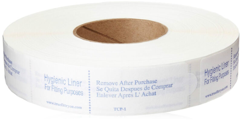 Lot 100 Hygienic Hygenic Liners Try-on Swimsuit Protective Adhesive Strips New