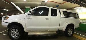 2006 Toyota 4X4 Hilux extra cab Thornlands Redland Area Preview