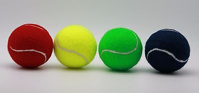 Price of Bath  4 Tennis Balls Red, Yellow, Blue & Green.
