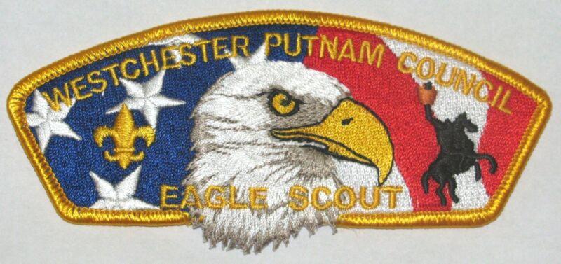 Westchester Putnam Council (NY) SA-19 Eagle Scout CSP  BSA