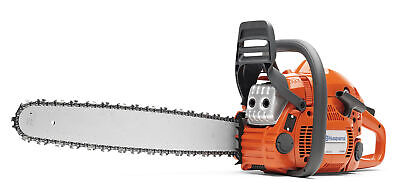 Husqvarna 440 18 in. 40.9cc 2-Cycle Gas Chainsaw, Certified Refurbished 2 Cycle Gas Chainsaw