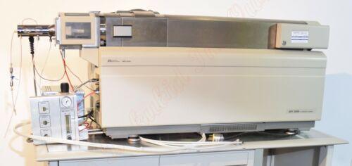 Applied Biosystems MDS Sciex API 3000 LC/MS/MS Mass Spectrometer System