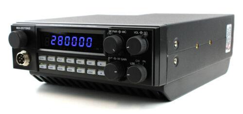 Ranger RCI-2970N3 DX AM-FM-SSB-CW 10 & 12 Meter Mobile Radio 300 Watts+