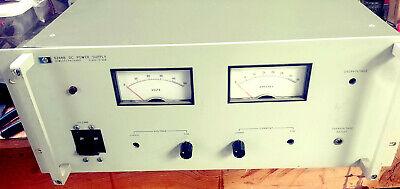 Hp 6268b Dc Power Supply 0-40v 0-30a