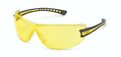 Gateway Luminary Yellow Safety Glasses Sun Shooting Night Driving Z87 Z94.3