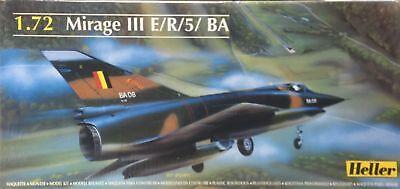 Heller Mirage II E/R/5/ BA ref 80323 Escala 1:72