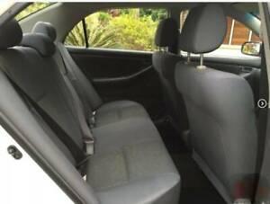2006 Toyota Corolla Ascent 4 Sp Automatic 4d Sedan