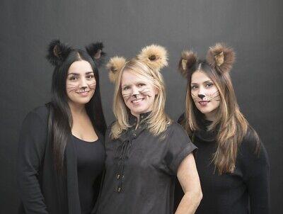 Ganz H8 Halloween Girl OR Women Costume Clip Animal Ears 4x2.5in - Choose](H Halloween Costumes)