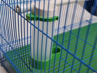 Bird Seed & Water Feeder Accessory For Birdcage House Cage