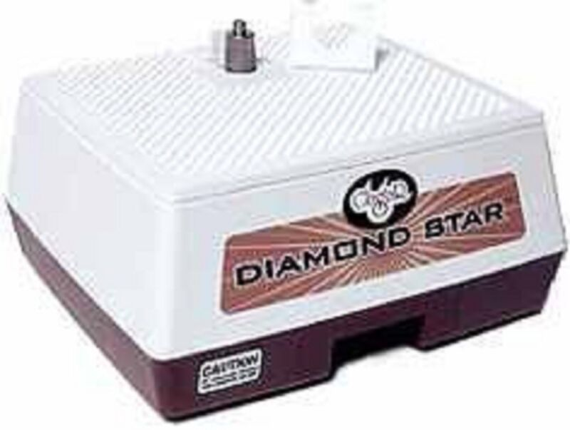 Glass Grinder - Glastar Diamond Star