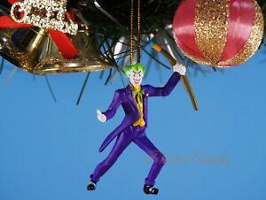 Decoration-Xmas-Ornament-Tree-Home-Decor-DC-Comics-Batman-Villain-Joker-K987-B