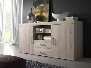 Sideboard-Mambo-164cm-2-Doors-2-Drawers
