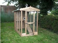 Cattery / Kennel / Animal cage run