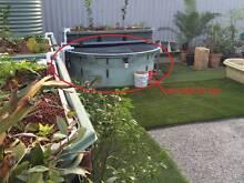 Aquaponics/ Aquaculture/ Fish Pond - 3000Li (approx.)  fibreglass Balga Stirling Area Preview