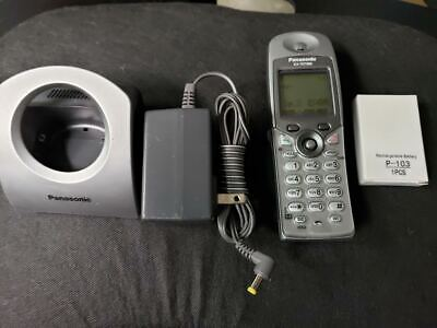 Panasonic Kx-td7685 Dect 6.0 Cellular Wireless Phone Refurbished Escinc.
