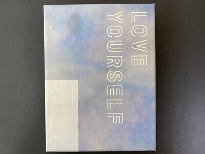BTS-Love Yourself EUROPE 2 DVD+BOOK+POST CARD